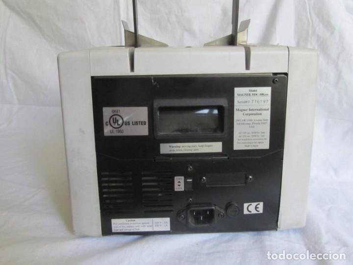 Segunda Mano: Máquina de contar billetes Magner 35 S, funcionando - Foto 5 - 216901505