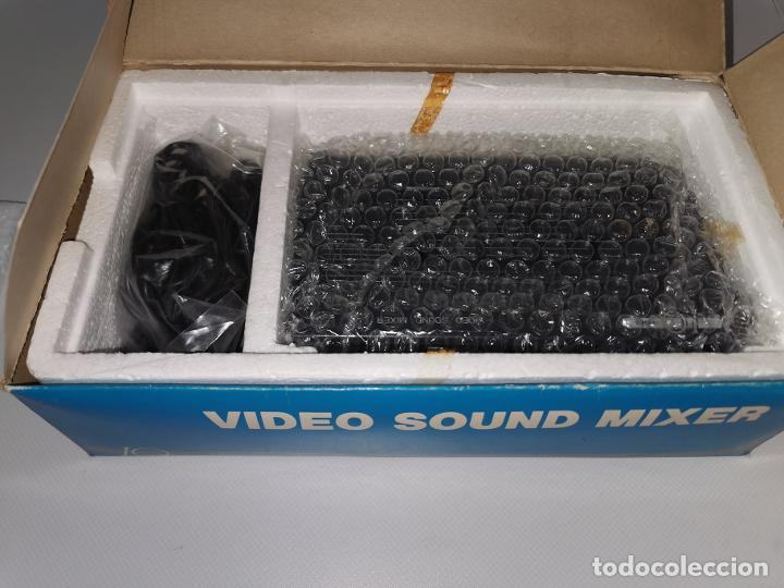 Segunda Mano: video sound miixer Año 2000 SIN ESTRENAR - Foto 4 - 216925677