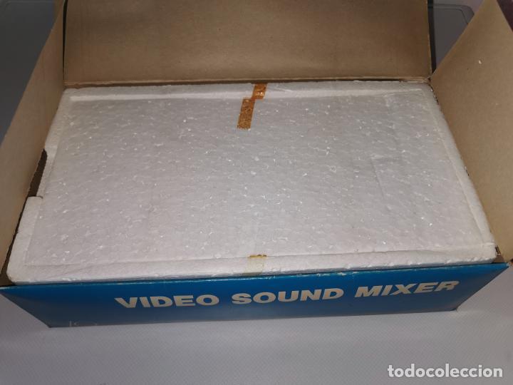 Segunda Mano: video sound miixer Año 2000 SIN ESTRENAR - Foto 5 - 216925677