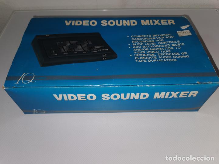 Segunda Mano: video sound miixer Año 2000 SIN ESTRENAR - Foto 6 - 216925677