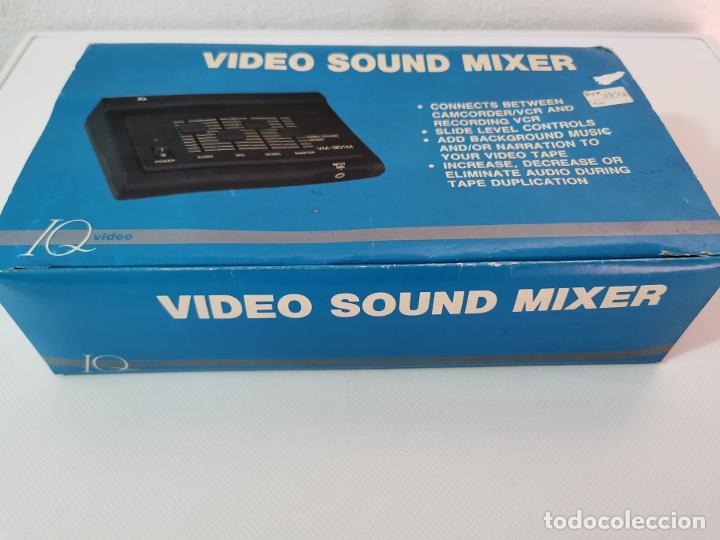 Segunda Mano: video sound miixer Año 2000 SIN ESTRENAR - Foto 7 - 216925677