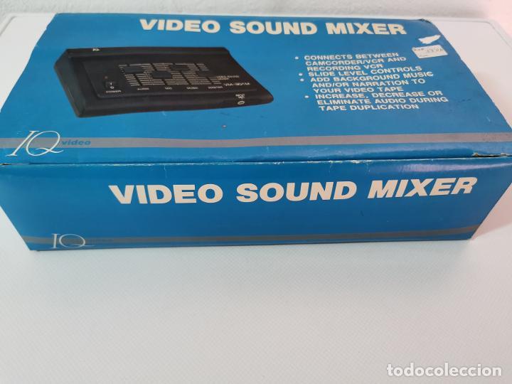 VIDEO SOUND MIIXER AÑO 2000 SIN ESTRENAR (Segunda Mano - Artículos de electrónica)