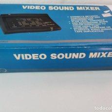 Segunda Mano: VIDEO SOUND MIIXER AÑO 2000 SIN ESTRENAR. Lote 216925677