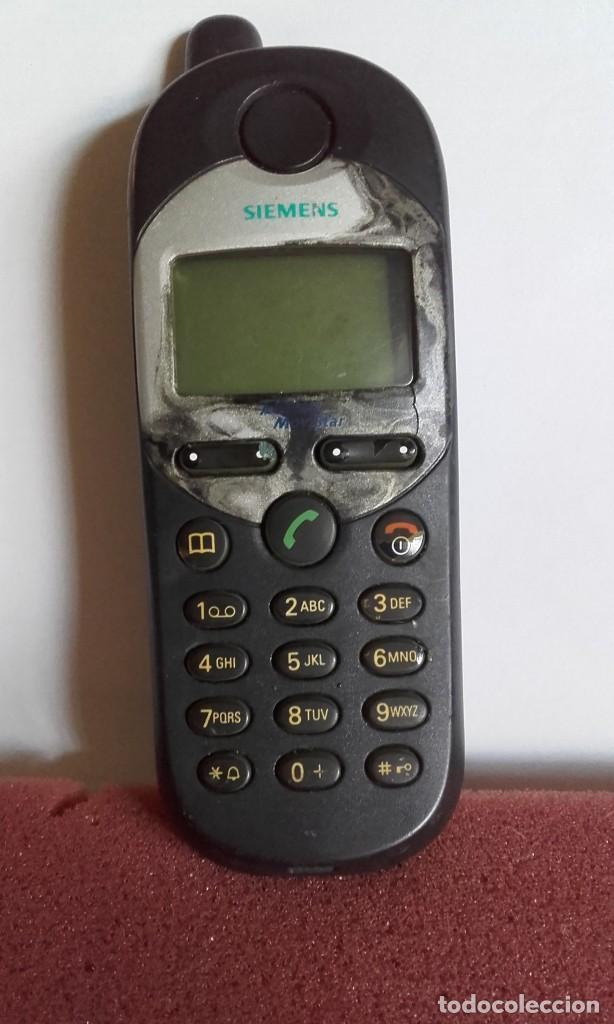 TELEFONO MOVIL SIEMENS MOVISTAR. (Segunda Mano - Artículos de electrónica)