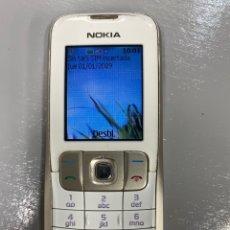 Segunda Mano: NOKIA 2630 CON CÁMARA Y CARGADOR. TELÉFONO MÓVIL. FUNCIONA. Lote 217595243