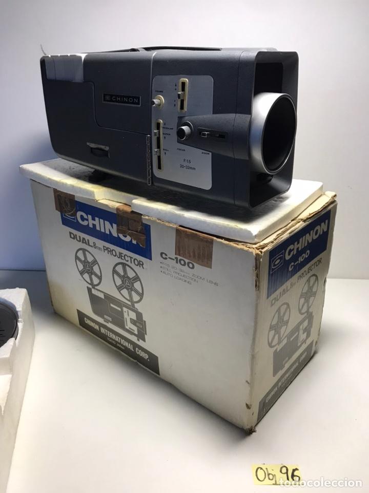 Segunda Mano: Proyector Chinon C-100 8mm - Foto 2 - 218148573