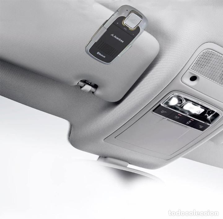 Segunda Mano: Manos Libres Bluetooth para móvil con carga solar Avantree Sunday - Foto 3 - 218614226