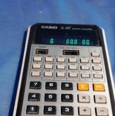 Seconda Mano: CALCULADORA FX-102. Lote 218646967