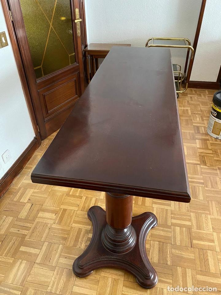 Segunda Mano: Mesa extensible de madera - Foto 3 - 218739395