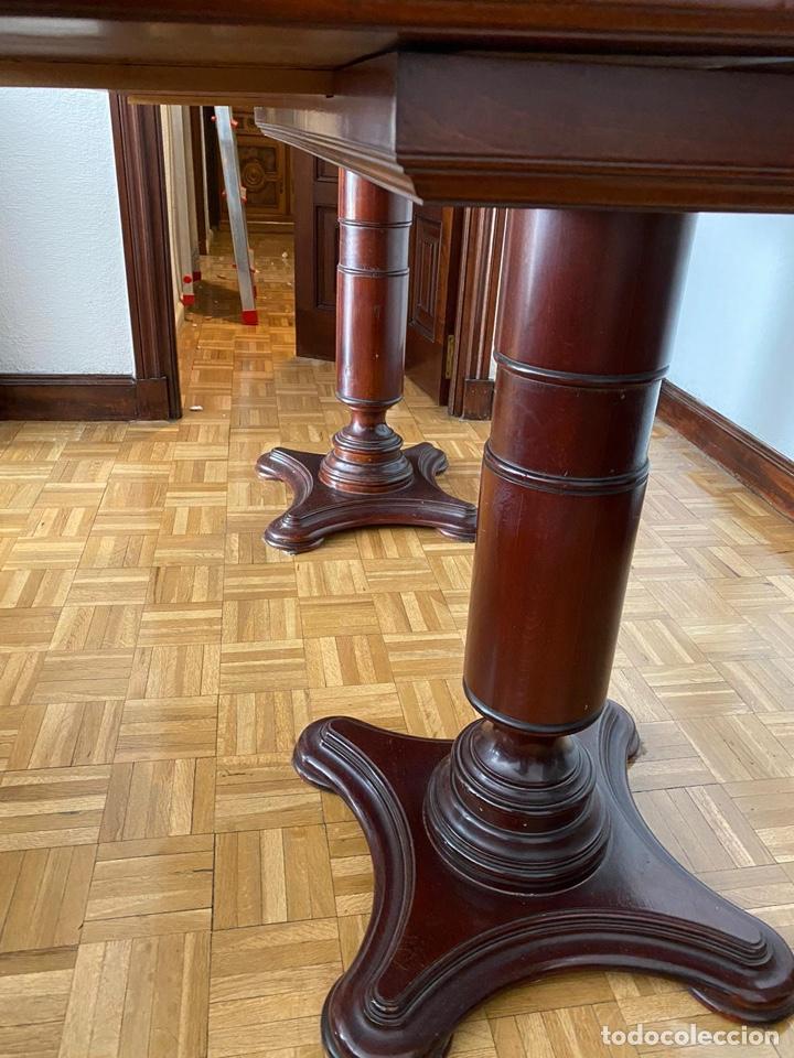 Segunda Mano: Mesa extensible de madera - Foto 5 - 218739395