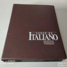 Segunda Mão: CURSO DE ITALIANO, AUDIOVISUAL, INTERACTIVO Y PROGRAMADO (PLANETA AGOSTINI). Lote 218840491