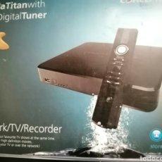Segunda Mano: CONCEPTRONIC MEDIA PLAYER TITAN 500GB. Lote 218841161