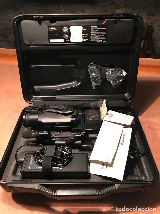 Segunda Mano: Video Camara Panasonic Completa (Buen Estado) - Foto 3 - 219352297