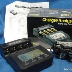 Segunda Mano: CARGADOR - ANALIZADOR POWEREX MH-C9000 WIZARDONE. Lote 219478932