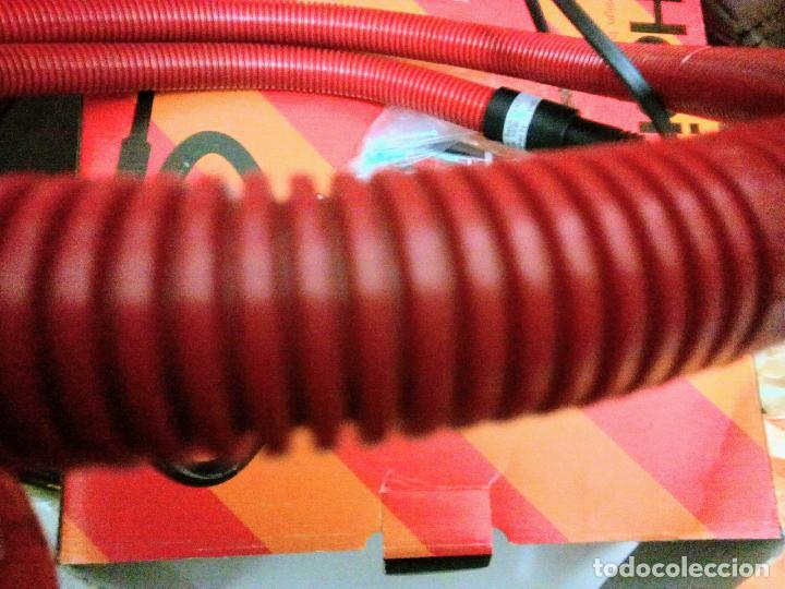 Segunda Mano: Lampara portátil adaptable suelo o mesa,sofá,silla. Totalmente flexible . Italy.modelo Hebí. Hábitat - Foto 5 - 219917640