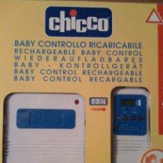 Segunda Mano: INTERCOMUNICADOR CHICCO (CONSULTAR PLAZO DE ENTREGA). Lote 222288036