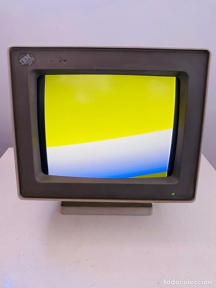 Segunda Mano: IBM 8503 Monitor - Foto 2 - 222344573