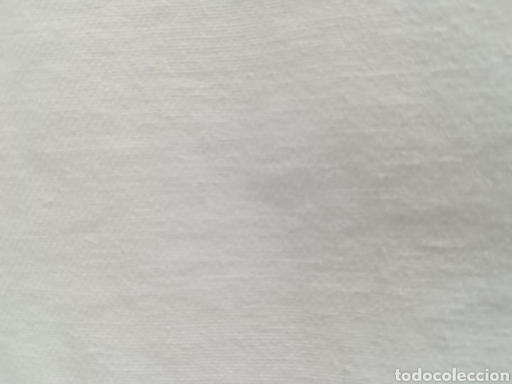 Segunda Mano: Antiguo mantel algodón. - Foto 9 - 222352547