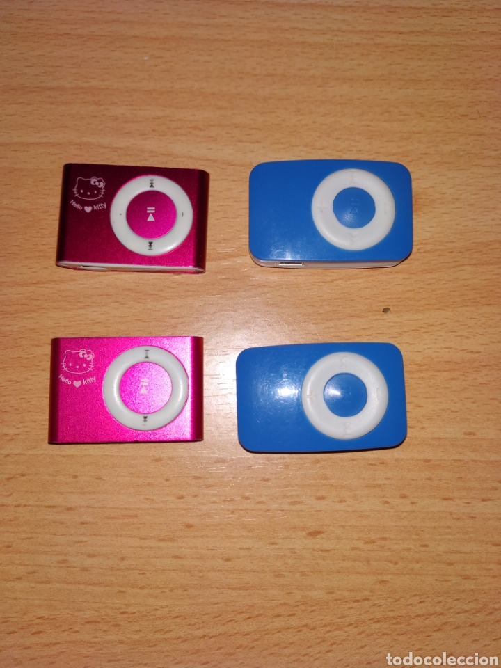 LOTE DE MP3 (Segunda Mano - Artículos de electrónica)