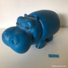 Segunda Mano: PIPPO HIPOPÓTAMO PAÑALES DODOT AÑOS 80'S PIPO. Lote 222368638