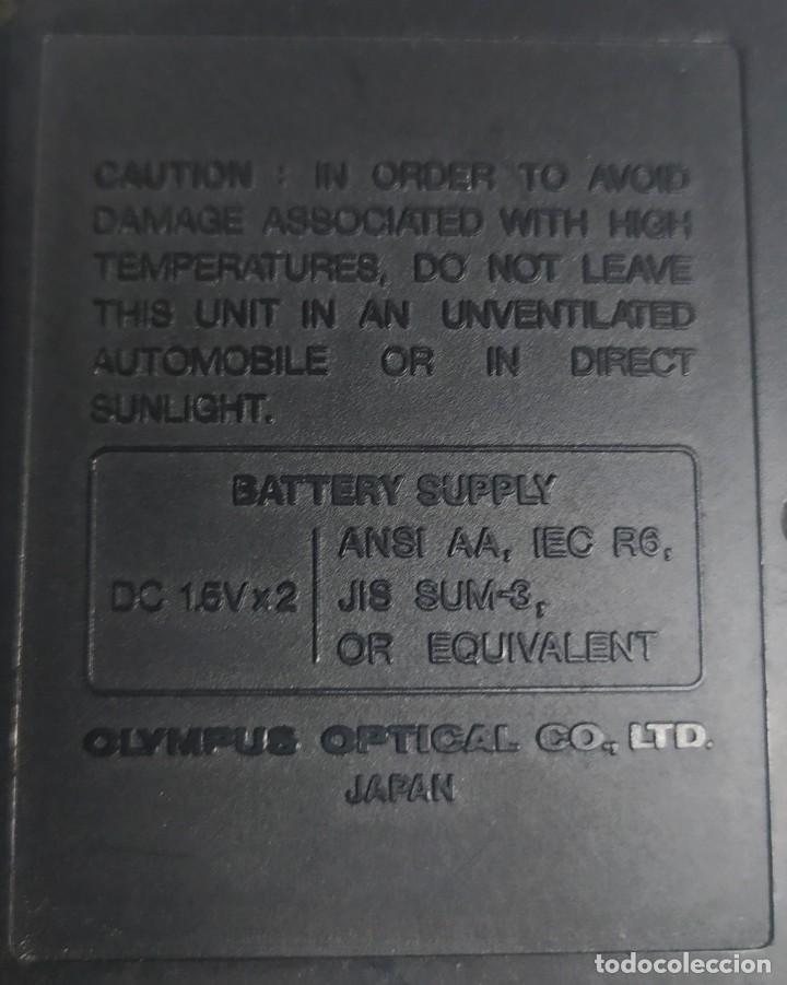 Segunda Mano: Grabador reproductor Olympus Pearlcorder S911 (microcassette recorder) - Foto 6 - 222390172