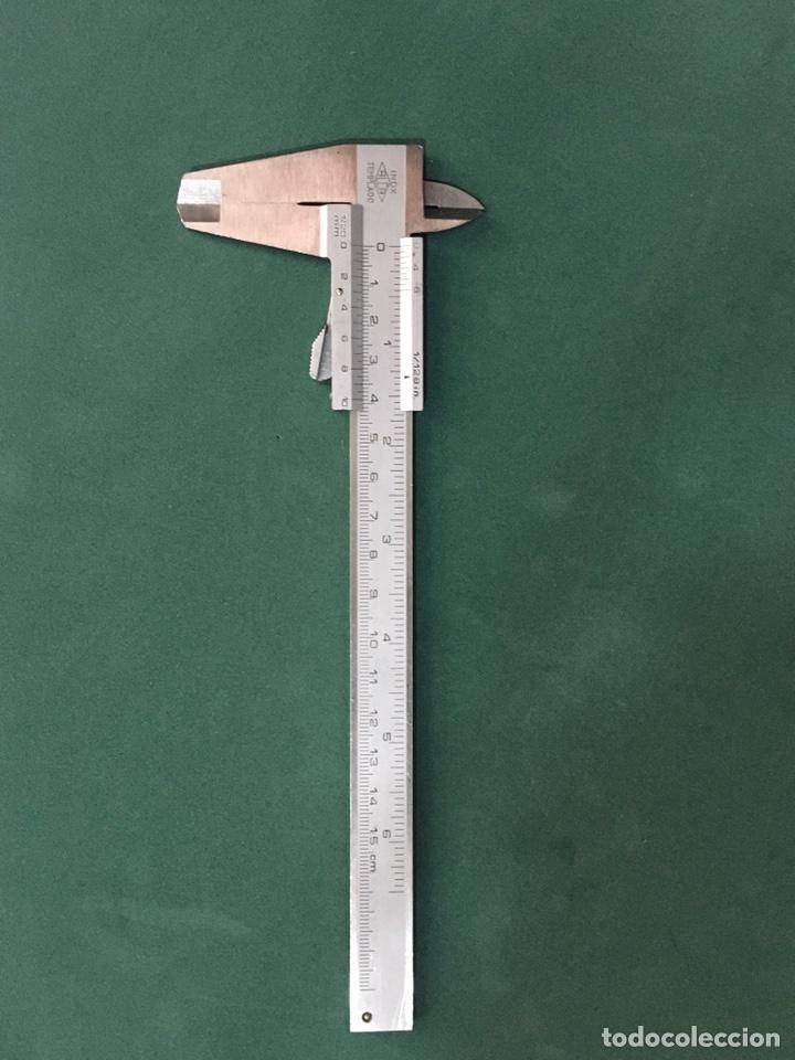 Segunda Mano: calibre inox alca templado - Foto 3 - 223444561