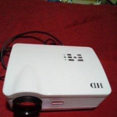 Segunda Mano: PROYECTOR LED HD. Lote 223968437