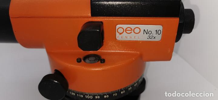 Segunda Mano: Nivel optico Fennel Geo NO.10 - Foto 2 - 224690580