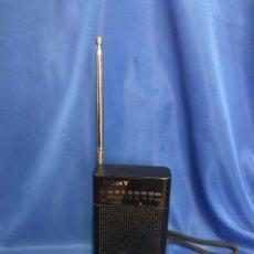 Segunda Mano: RADIO SONY ICF -P26, PORTÁTIL, FUNCIONA PERFECTAMENTE, CASI SIN USO, COMO NUEVO.. Lote 225007363