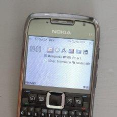 Segunda Mano: TELÉFONO NOKIA E71, MUY BUEN ESTADO, CON CARGADOR. Lote 225027380