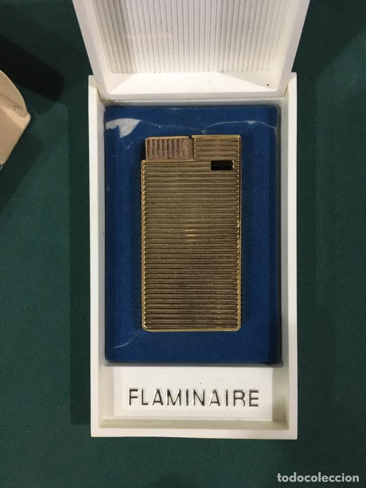 Segunda Mano: Mechero encendedora Flaminaire eléctrico 30 - Foto 2 - 225713500