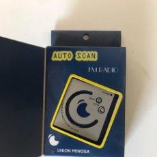 Segunda Mano: AUTO SCAN - FM RADIO. Lote 226219340