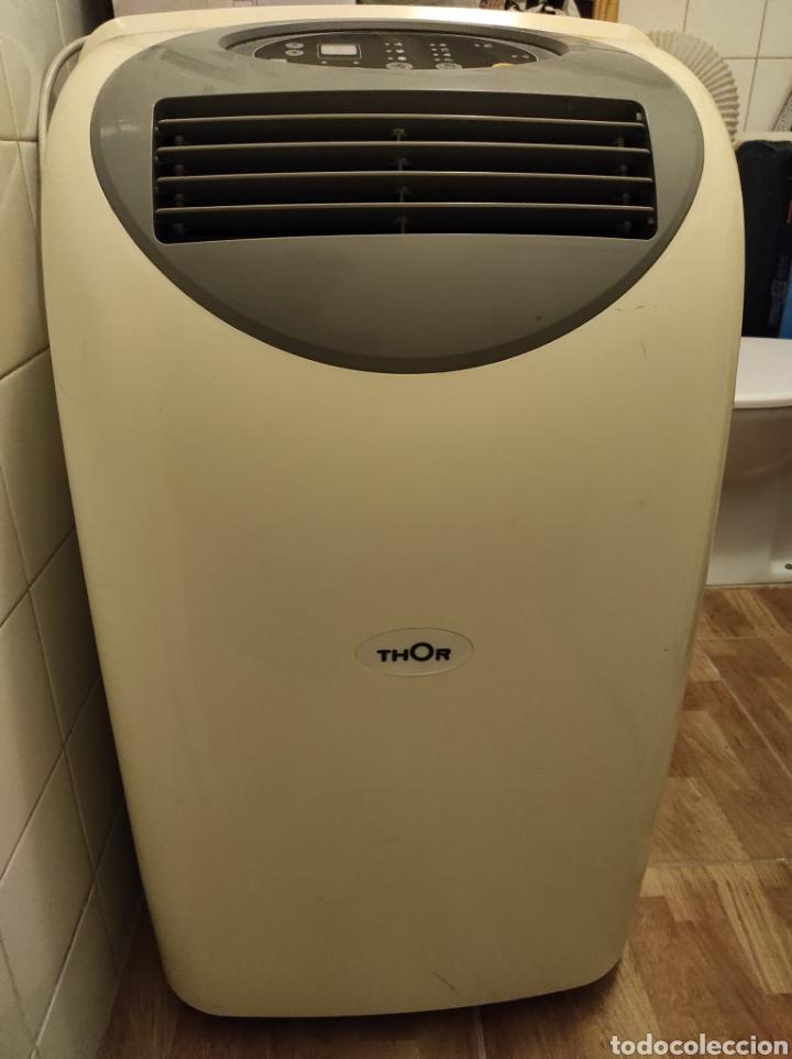 Segunda Mano: Calefactor, aire acondicionado Thor. Portátil - Foto 3 - 228072265