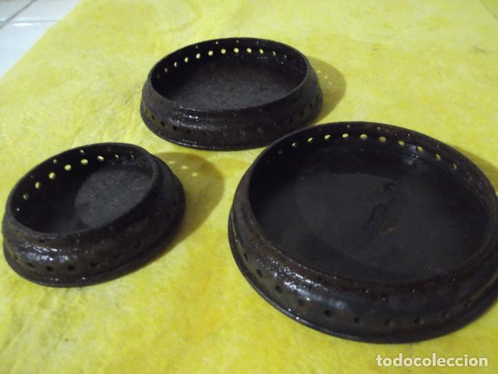 Segunda Mano: Lote 3 quemadores COCINA CORBERO - Foto 2 - 229577550