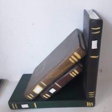 Segunda Mano: SUJETA LIBROS EN FORMA DE LIBROS. Lote 229911985