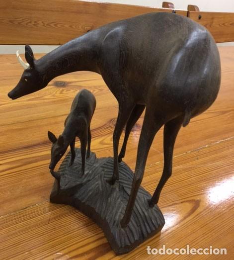 Segunda Mano: Pareja de ciervos - Foto 4 - 232788185