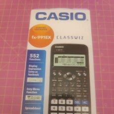Segunda Mano: CALCULADORA CIENTIFICA CASIO FX-991EX CLASSWIZ. Lote 232912440