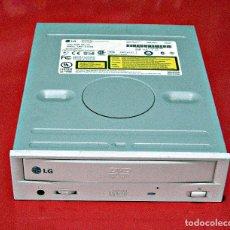 Segunda Mano: LECTOR DE DVD PARA ORDENADOR. MARCA: LG.. Lote 233994685