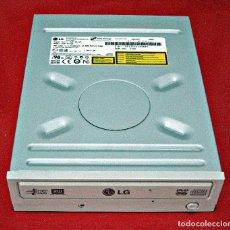 Segunda Mano: GRABADORA DE DVD LG GSA 4163B SUPER-MULTI. Lote 233996965