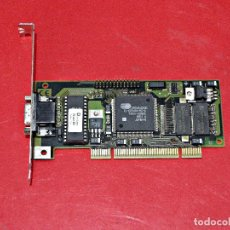 D'Occasion: TARJETA GRÁFICA CIRRUS LOGIC PCI 2,4 MB PARA ORDENADOR. Lote 234366065