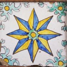 Segunda Mano: CERÁMICA CATALANA S.XIX PINTADA A MANO. Lote 234887650