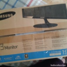 D'Occasion: SAMSUNG MONITOR LED 19 SERIES 1 150. Lote 235428735