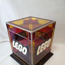 Segunda Mano: LAMPARA VITRAL LEGO. Lote 236272590