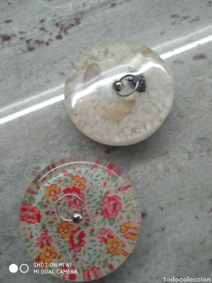 Segunda Mano: Accesorios baño y 2 tapones decorativos lavabo - Foto 17 - 236197530