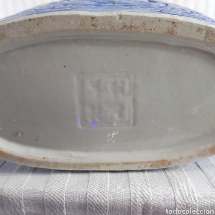 Segunda Mano: Jarrón Porcelana China med.fin. s.XX - Foto 8 - 236319355