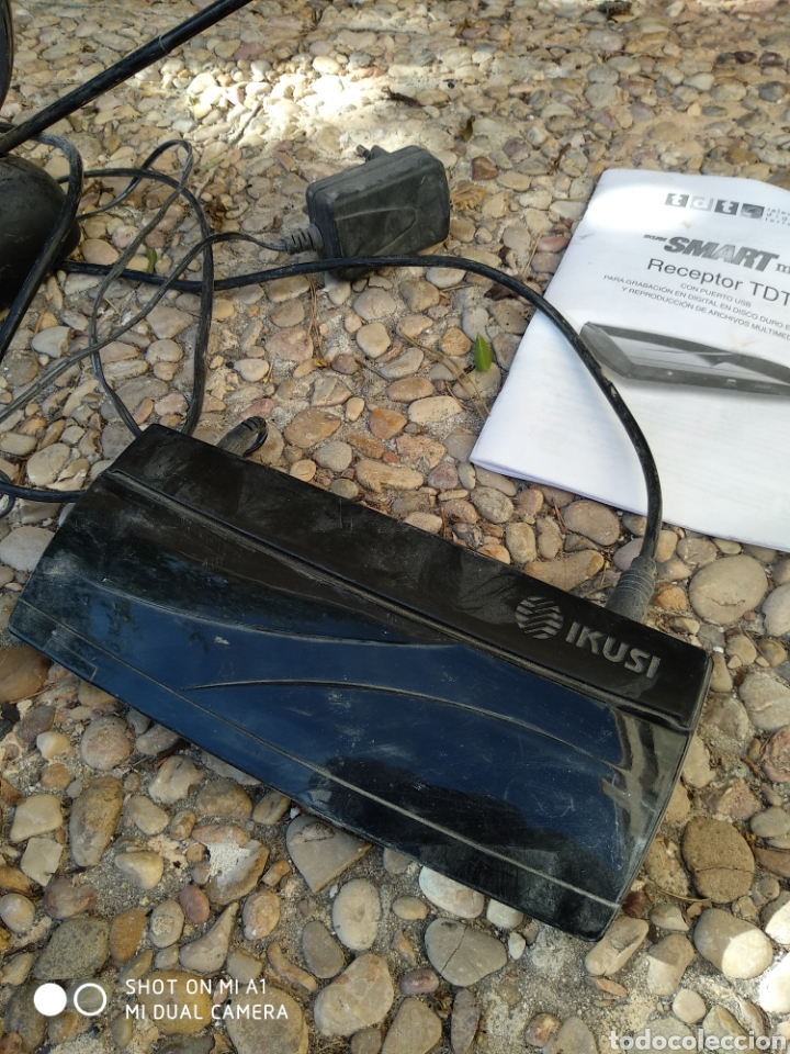 Segunda Mano: Antiguo TDT Ikusi smart mini-Receptor - Foto 10 - 236522645