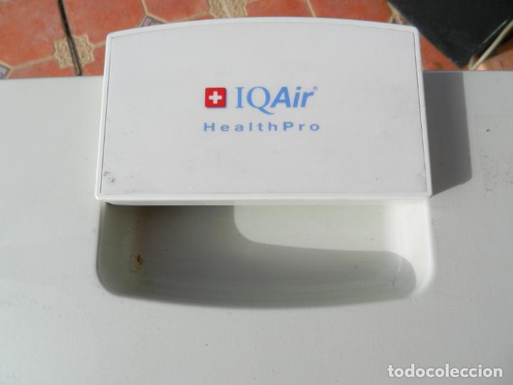 Segunda Mano: PURIFICADOR DE AIRE IQ AIR HEALTH PRO - SUIZA - FILTRACIÓN HYPERHEPA - 99.5% EFICAZ-FUNCIONANDO. - Foto 2 - 236537690