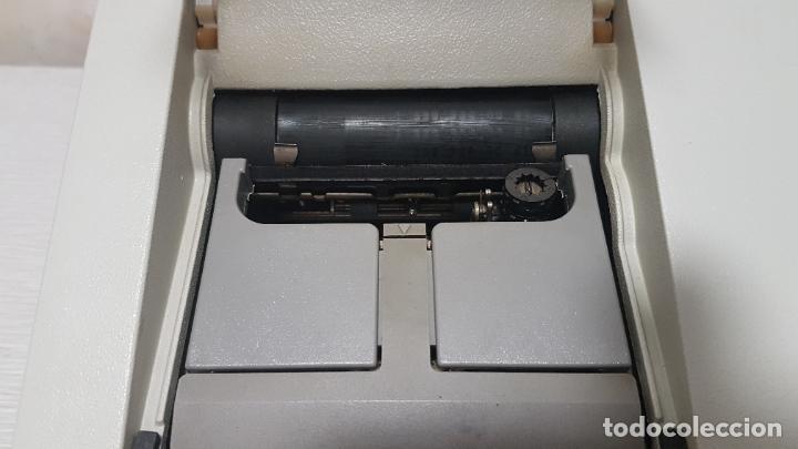 Segunda Mano: CALCULADORA DE MESA OLIVETTI LOGOS 58 VINTAGE 1974 - Foto 11 - 236968355