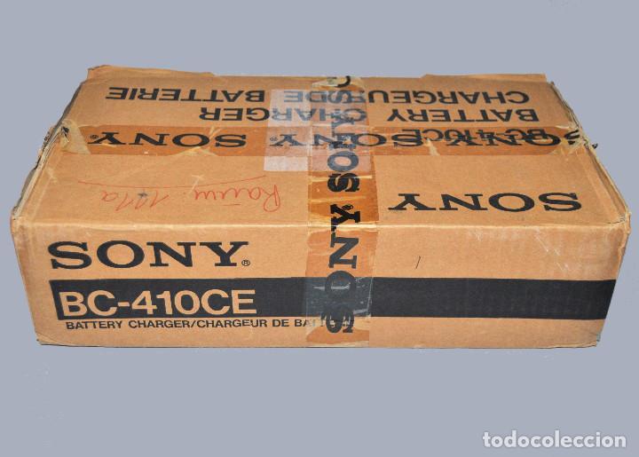 Segunda Mano: SONY Cargador de baterías BC - 410CE - Foto 5 - 237026010
