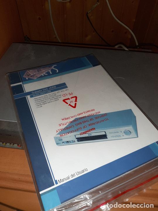 Segunda Mano: DVD GRABADOR AIRIS R/RW MODELO L105B - Foto 2 - 238157160